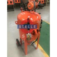 Buy cheap Commercial Dustless Sandblasting Equipment Paint Removal Refineries Cleaning product