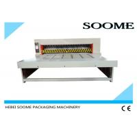 Buy cheap Roll To Roll Rotary Die Cutting And Creasing Machine For Feeding Corrugated Box product