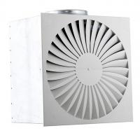 Buy cheap ZS-FS Aluminum Square ceiling air diffuser product