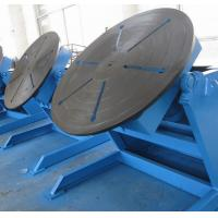 Buy cheap Customized Pipe Welding Positioner In Lifting Type With Remote Control product
