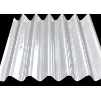 Buy cheap 0.2mm Thickness Corrugated Aluminum Roofing Panels , Aluminium Sandwich Panel For Wall Cladding product