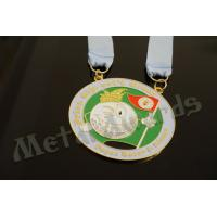 Buy cheap Novelty Custom Baseball Medals , Kids Sports Medals Gold Silver / Copper Plating product