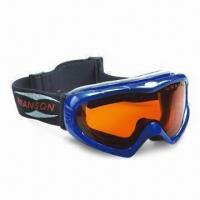 Buy cheap Super Anti-fog SKI Goggle with Elastic Jacquard Strap and Comfortable Face Foam product