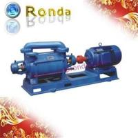 China Double Stage Water-Ring Vacuum Pump on sale