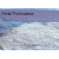Buy cheap White Testosterone Anabolic Steroid For Muscle Building 4- Chlorodehydromethyltestosterone product