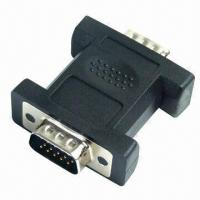 Buy cheap DVI connector/adapter, DVI female to VGA male product