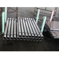 Buy cheap Metal Rod Hollow Piston Rod For Hydraulic Machine , Steel Pipe Bar product