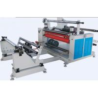 Buy cheap Leather And Cloth Film Slitting Machine PE / Paper Roll Slitting Machine product