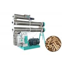 Buy cheap Ring Die Animal Feed Pellet Mill High Capacity For Large / Medium Sized Farm product