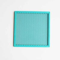 Buy cheap Copper Sheet Fluorocarbon Expanded Metal Mesh Ceiling Noise Absorption Ventilation Filtration product