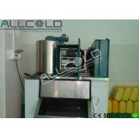 Buy cheap Vegetable / Fruits Shops Flake Ice Machine CommercialEnergy Saving 1.5 Tons / Day product