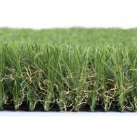 Airport Landscaping Artificial Grass 45mm Real Looking Artificial Grass Outdoor