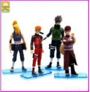 China Wholesale Plastic 3d One Piece Action Figure Toys , Pvc Action Figures on sale