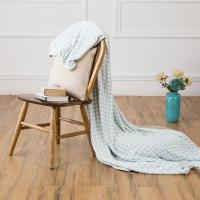 Buy cheap Winter Autumn Thick Flannel Plush Blanket , Flannel Sherpa Blanket Warm And Soft product
