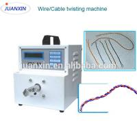 Automatic wire twister/cable twisting machine/twist multi wires together