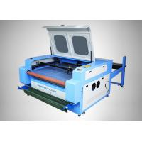 Buy cheap Automatic LCD Touch CO2 Laser Cutting Machine For Fabric / Garment product