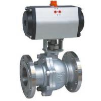Buy cheap 6' Electric Operation full Opeing Material A216 Gr WCB Ball Valve Class 150 from Wholesalers