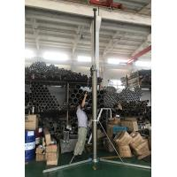 Buy cheap 15m tripod stand pneumatic telescopic mast 50kg payloads-NR-3300-15000-50L-2m to 30m mast available product