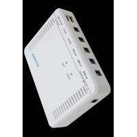 Buy cheap Eco Portable UPS Uninterrupted Power Supply 24W DC Output 5V / 9V For Router product