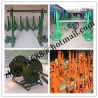 Buy cheap low price Cable Drum Lifting Jack,Cable Drum Jack, pictures Jack Tower product