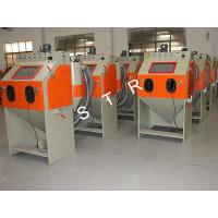 Buy cheap Media Pressurized Sandblasting Machine Blaster for Small Sized Workpieces product