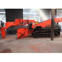 Buy cheap Tunnel Mmining use Underground Hag-loader Eexcavating Crawler Loader Tyre Mucking  Excavator Loader product