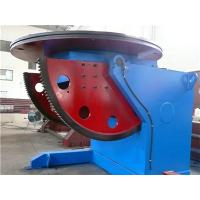 Buy cheap Welding Positioner  Rated Loading 30T  Worktable size  according to customer needs product