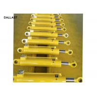 Buy cheap 4 Ton Double Acting Hydraulic Cylinder Chrome Plating For Coal Mining Machinery product