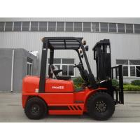 Energy Saving Double / Triple Mast Forklift 2.5 Ton Four Wheel Drive Forklift for sale