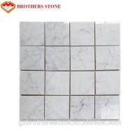 Buy cheap Construction Material Carrara White Marble Cut To Size For Home Decoration product
