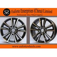 Buy cheap 16inch Black Mercedes Benz Aftermarket Wheels Aluminum Alloy Wheels For B200 E260 product