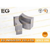 Fine Grain Graphite Gauge Mold For Glass Drilling Tools High Pure ISO19000 Approved
