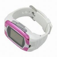 China Fashionable Sports Watch Mobile Phone with GSM Function and 1.3-megapixel Camera on sale