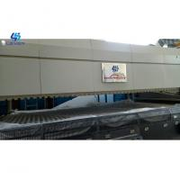 Buy cheap Horizontal Toughened Glass Tempering plant / Glass Flat Tempering Furnace product