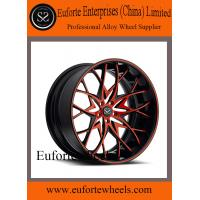 Buy cheap SS Racing Auto Drive System Forged Wheels , BMW X5 Custom Wheels product
