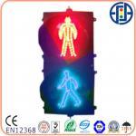 Buy cheap 400mm Static Pedestrian Traffic Lights product