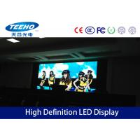 Buy cheap P3 MBI5020 Indoor Full Color LED Display Advertisment , 1R1G1B 3-IN-1 SMD Black Lamp product