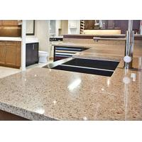 Buy cheap Giallo Alba Natural Stone Vanity Countertops for Kitchen Cabinet product