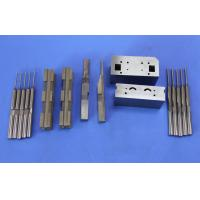 Buy cheap High Compressive Strength Carbide Tungsten Steel Non-Standard Shaped Parts product