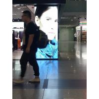 Buy cheap Dustproof P10 Indoor Fixed Led Advertising Displays With Windows / Me / 200NT / XP System product