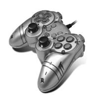 Buy cheap USB PC PS2 / PS3 Playstation Controllers D-INPUT / XINPUT Gamepad product