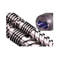 Buy cheap PVC Extrusion Plastic Extruder Parts Screw Diameter  Φ18-Φ177mm product