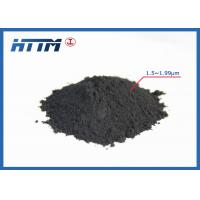 Buy cheap AD 3.30 g / cm3 Tungsten Powder with High purity W 99.95% , 3.28 μm Grain Size product