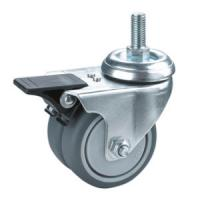 Buy cheap twin wheels trolley caster product