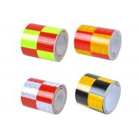 Buy cheap Waterproof PVC Traffic Cone Honeycomb Reflective Tape For Safety product