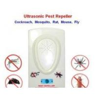 Buy cheap Electronic Ultrasonic Pest Repeller (Cockroach Mosquito Rat Mouse Fly) product