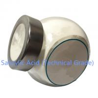 China salicylic acid Industrial and sublimation Grade organic acids CAS No. 69-72-7 on sale