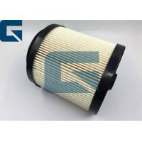 Buy cheap QS1350A5810A Volvo Diesel Fuel Filter / Oil Water Separator Filter Element 60282026 product