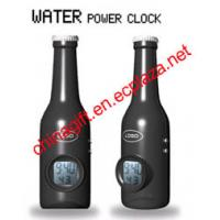 Buy cheap Bottle Shaped Water Powered Clock product