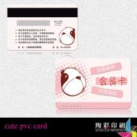 Buy cheap Custom Offset Printing PVC Membership Cards With Magnetic Stripe product